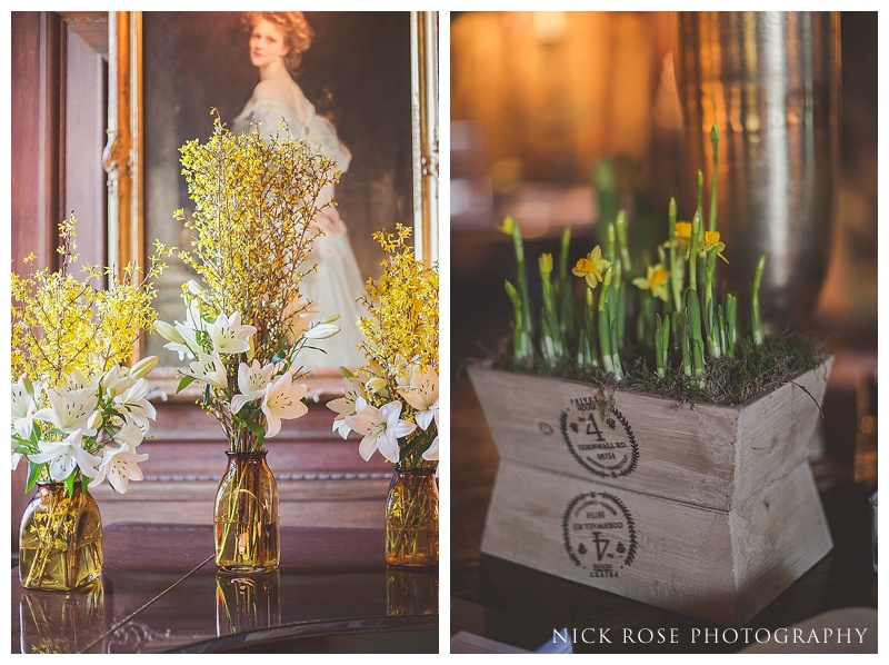 Cliveden House wedding Berkshire