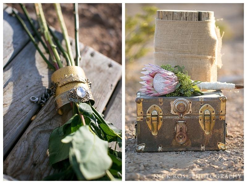 Wedding detail ideas in Nevada