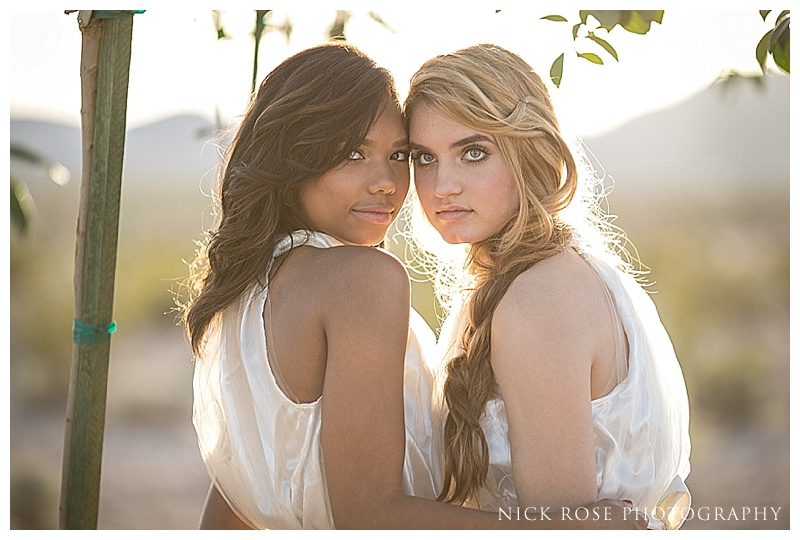 Styled wedding shoot in Nevada