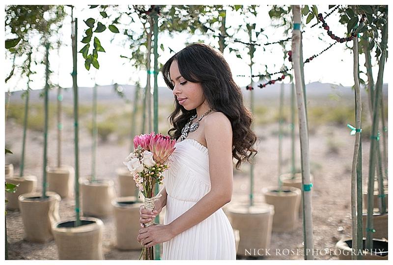 Nevada bridal shoot USA