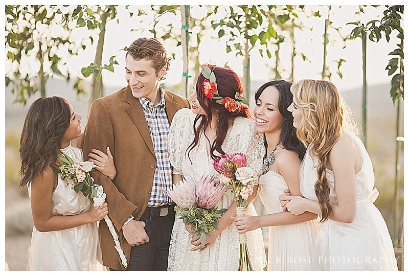 Nevada wedding photography shoot