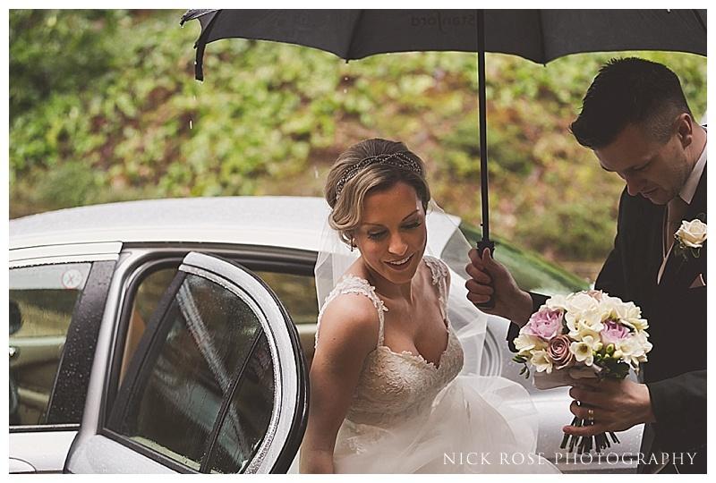 Ramster Hall Surrey Wedding photos