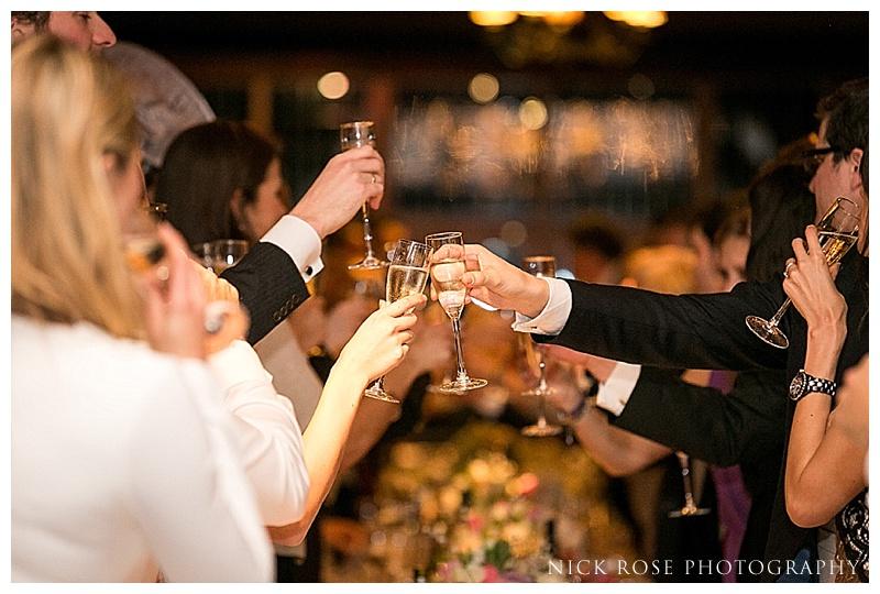 Wedding reception Surrey