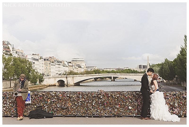 Engagement session Paris