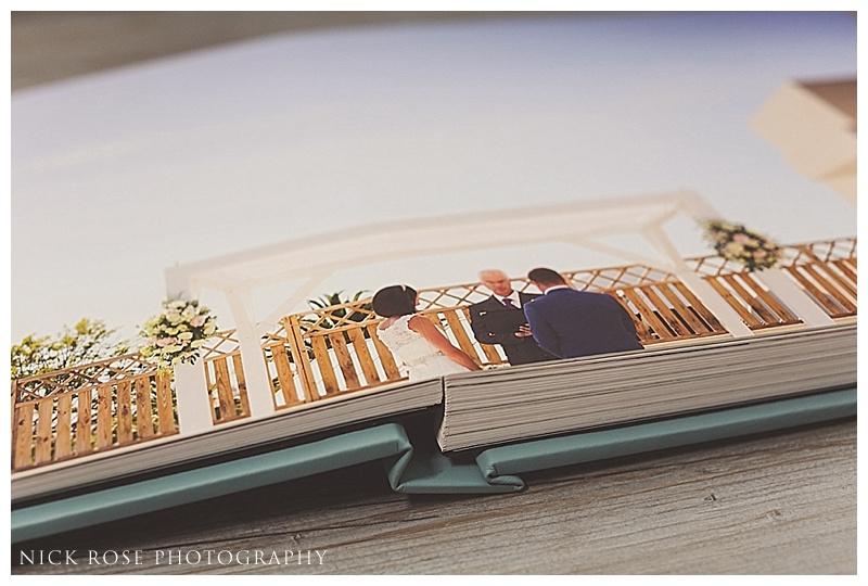 wedding photographer albums