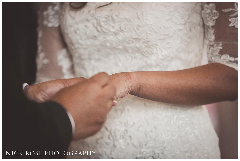 Wedding photography Canary Wharf London
