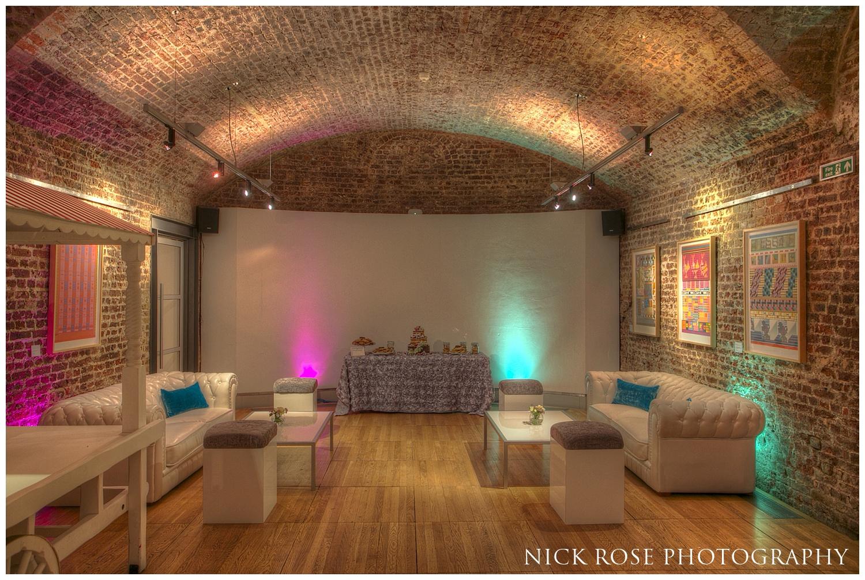 Wedding reception at RSA House London