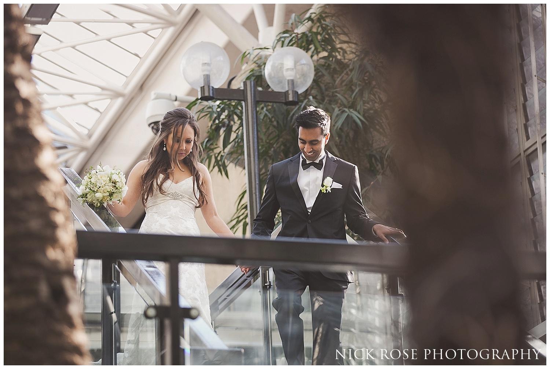 Barbican Wedding Photographer