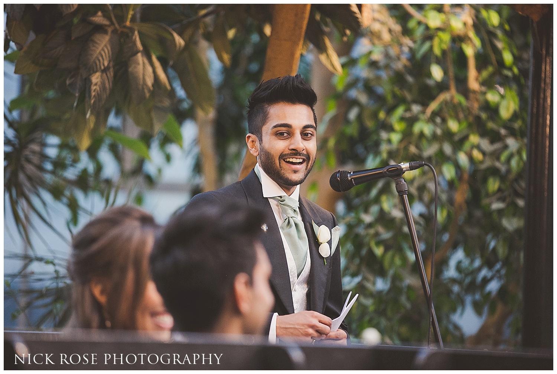 Barbican Wedding in London