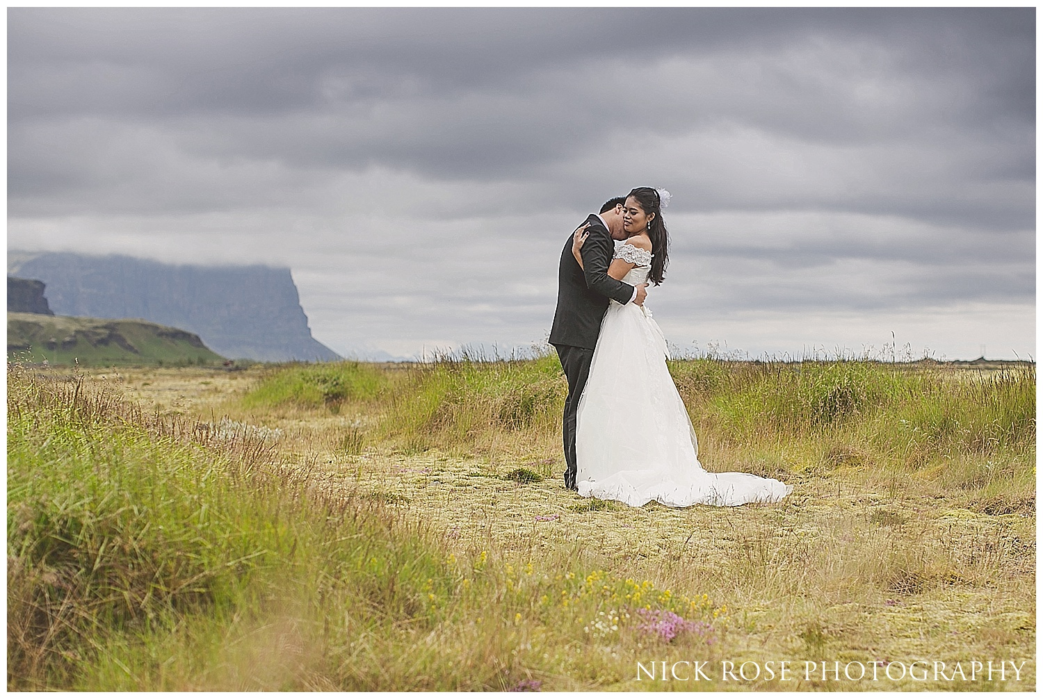 Destination pre wedding photography Iceland