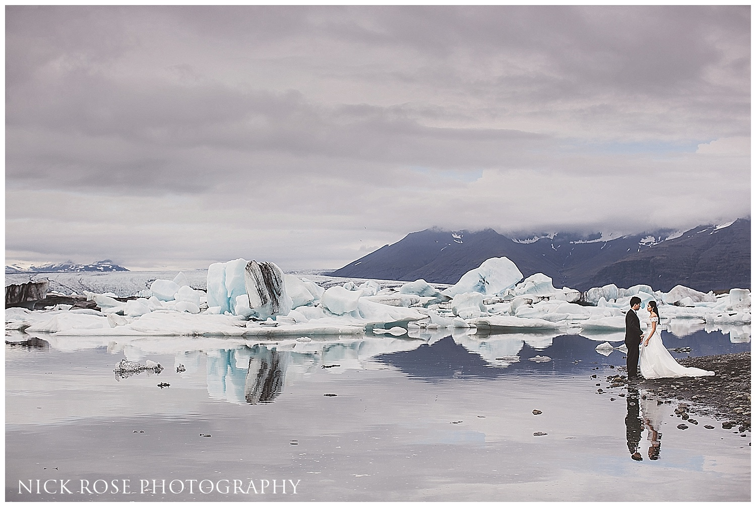 Jokulsarlon pre wedding photography Iceland