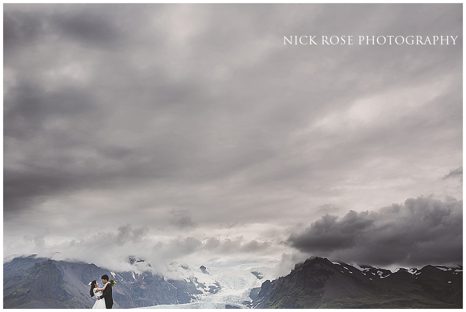 Engagement photography Iceland