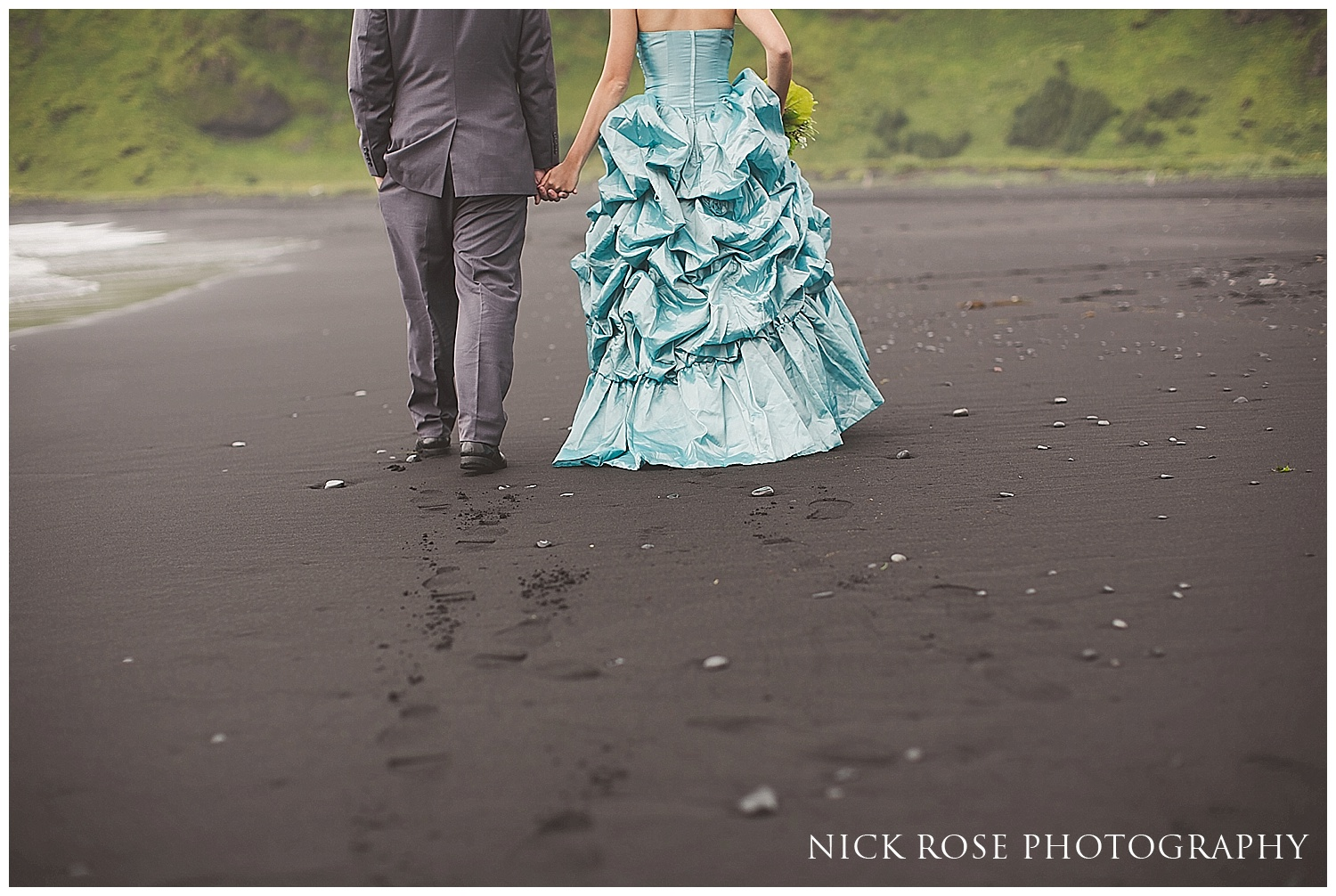 Vick wedding photography Iceland