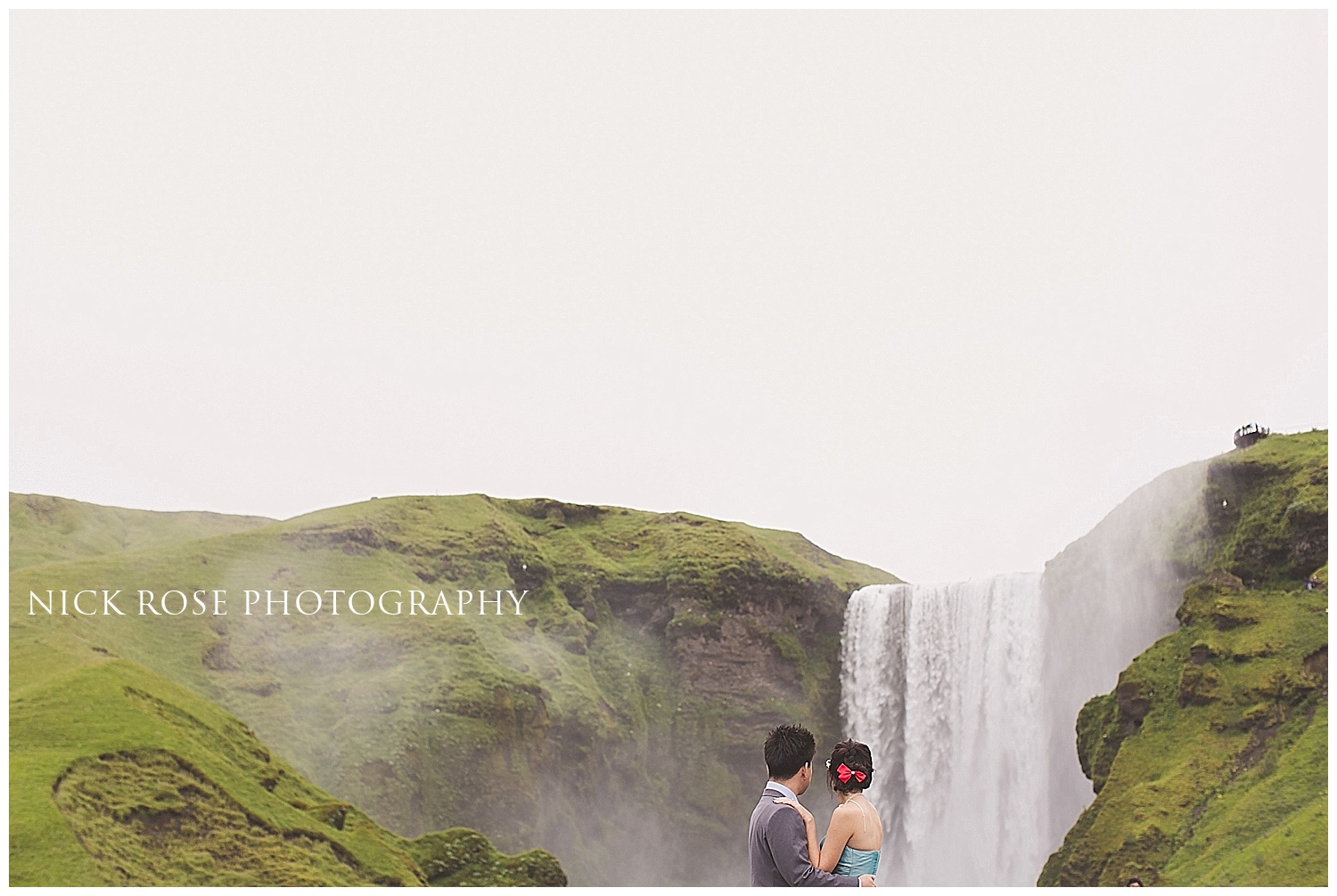 Iceland pre wedding photographs