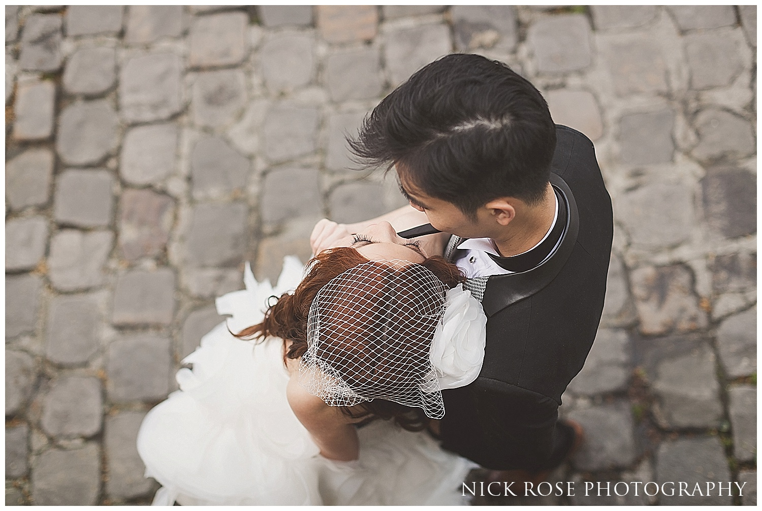 Romantic pre wedding photography