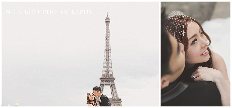 Asian pre wedding photographers Paris