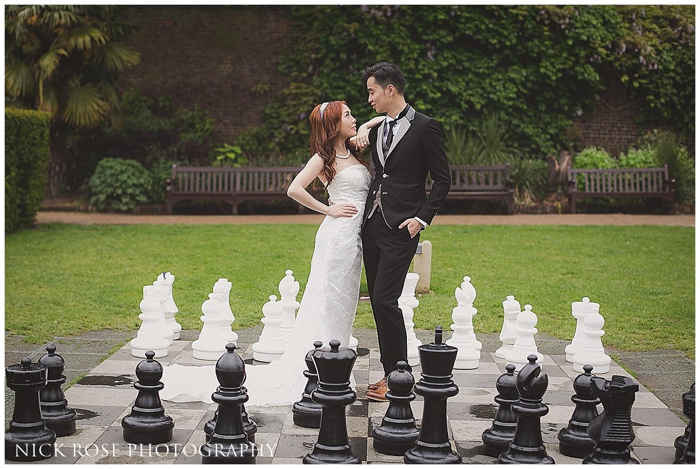 London pre wedding photography