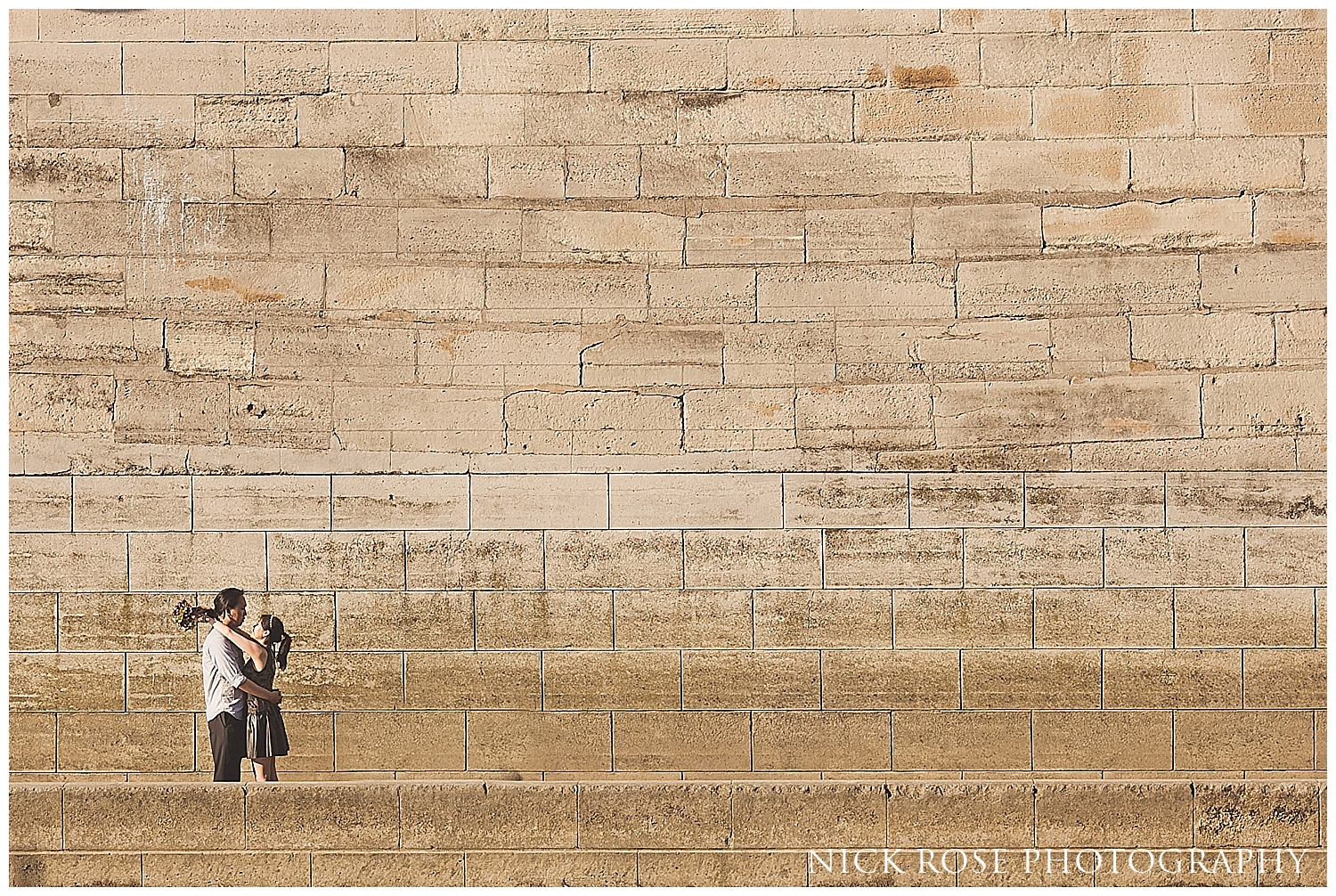 Destination Engagement photography Paris