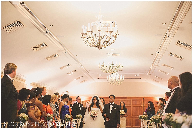 Pennyhill Park Wedding Surrey