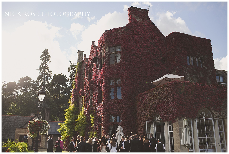 Pennyhill Park Wedding