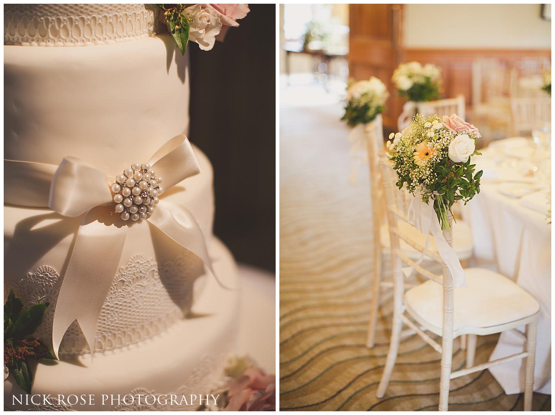Surrey wedding design