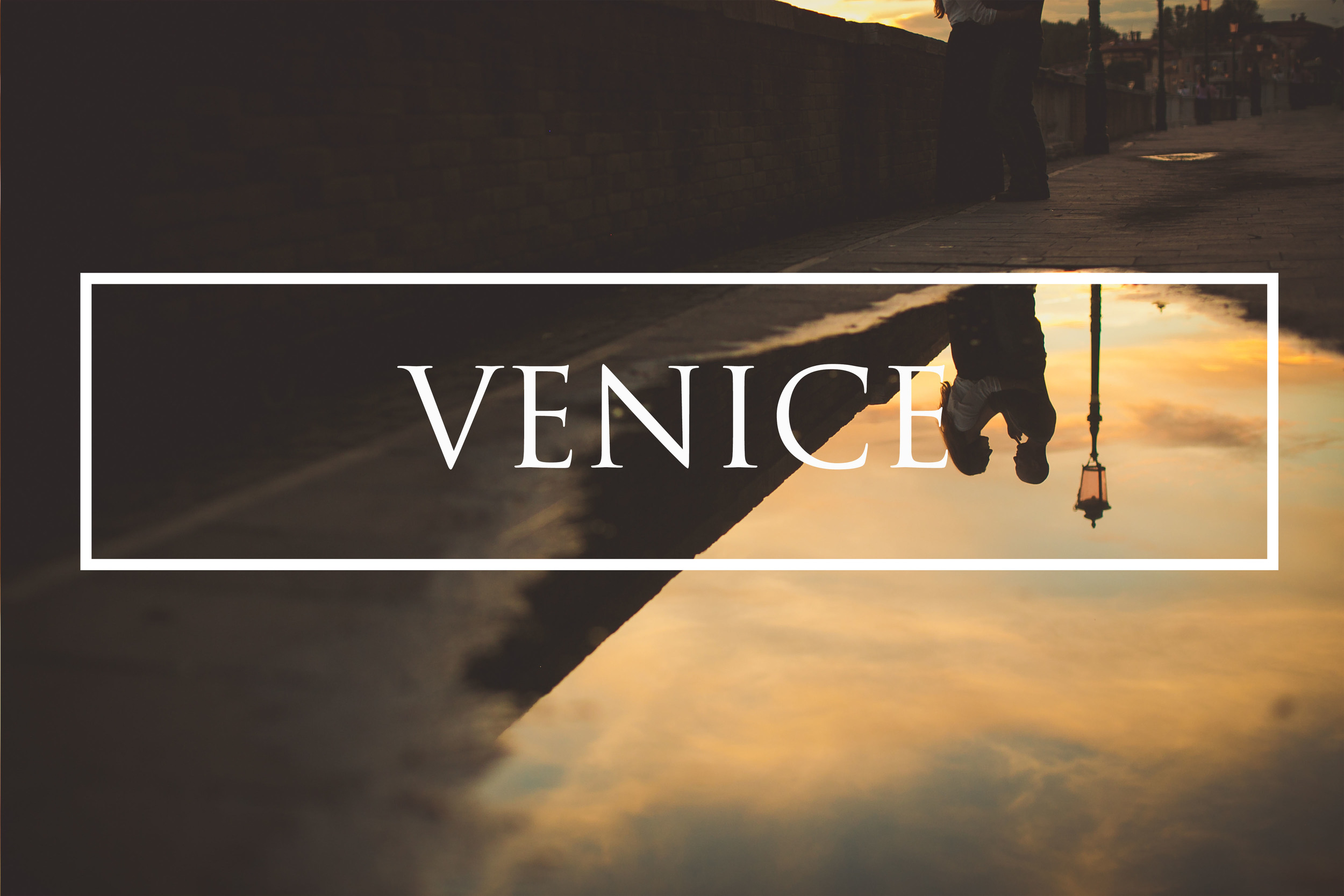Venice Italy pre wedding photography