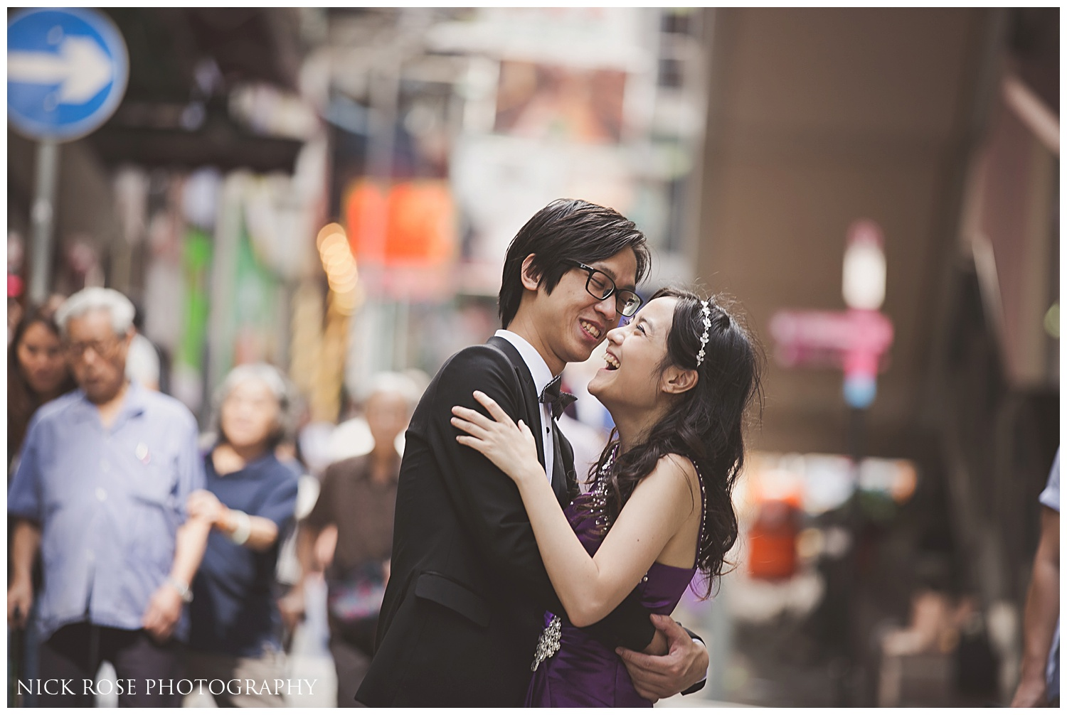 Tsim Sha Tsui pre wedding photographer
