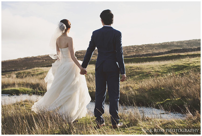 Yorkshire Dales Pre Wedding Photographer