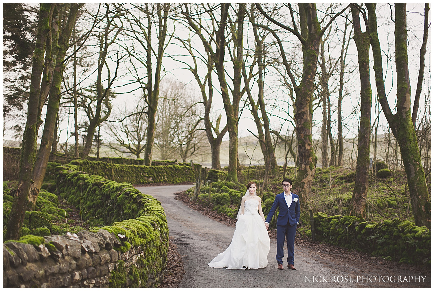 Yorkshire Dales Pre Wedding Photography