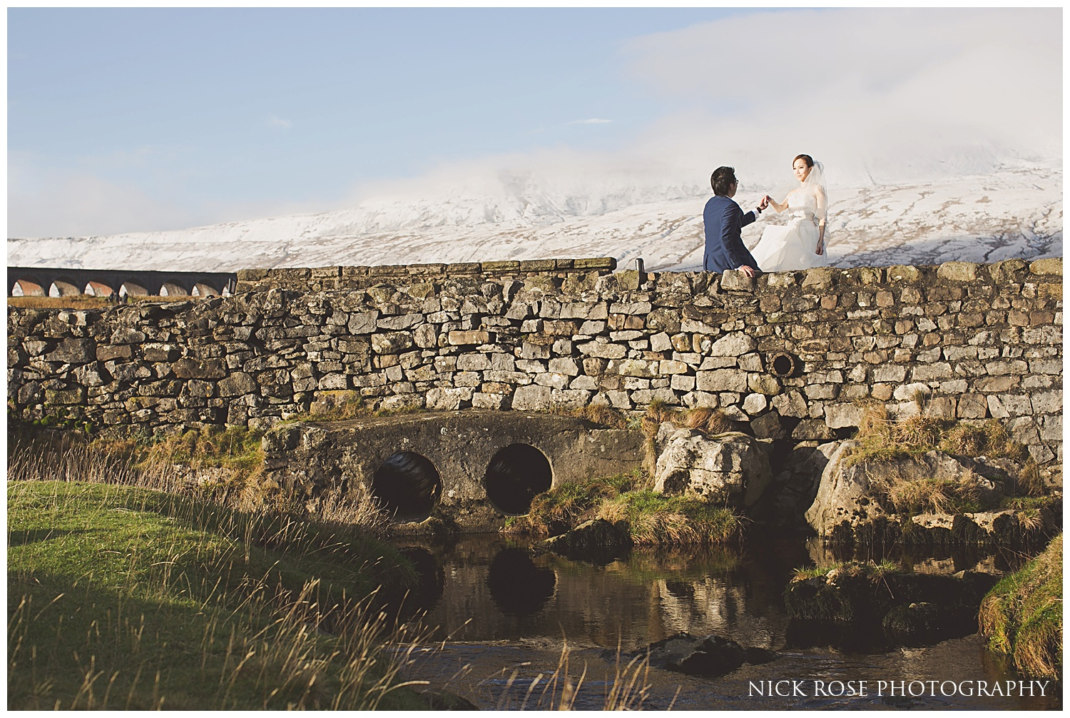 Pre Wedding Photography Yorkshire Dales