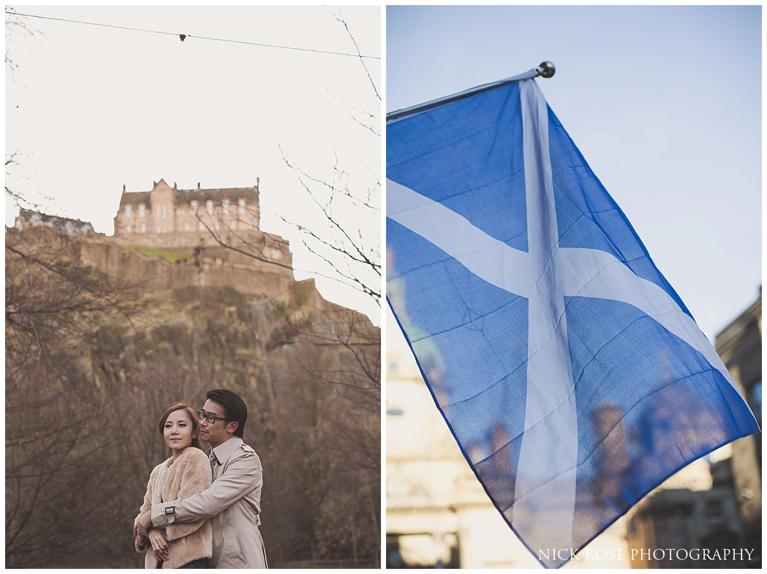 Scotland pre wedding photographer