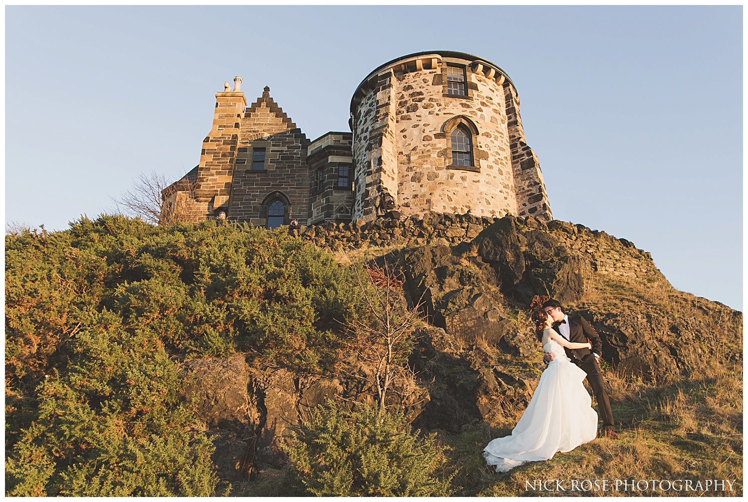 Scotland pre wedding photography