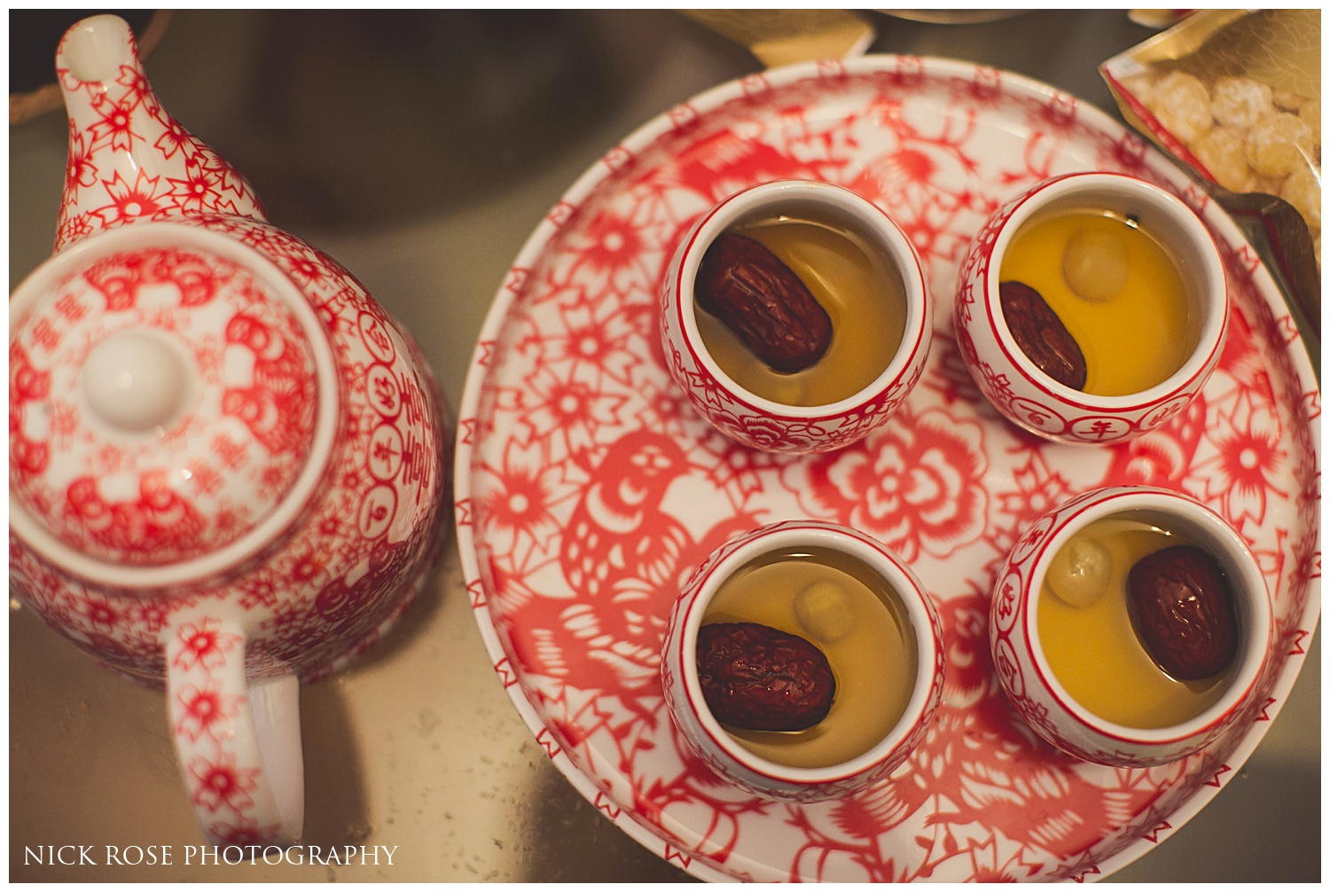 Hong Kong Tea Ceremony Wedding
