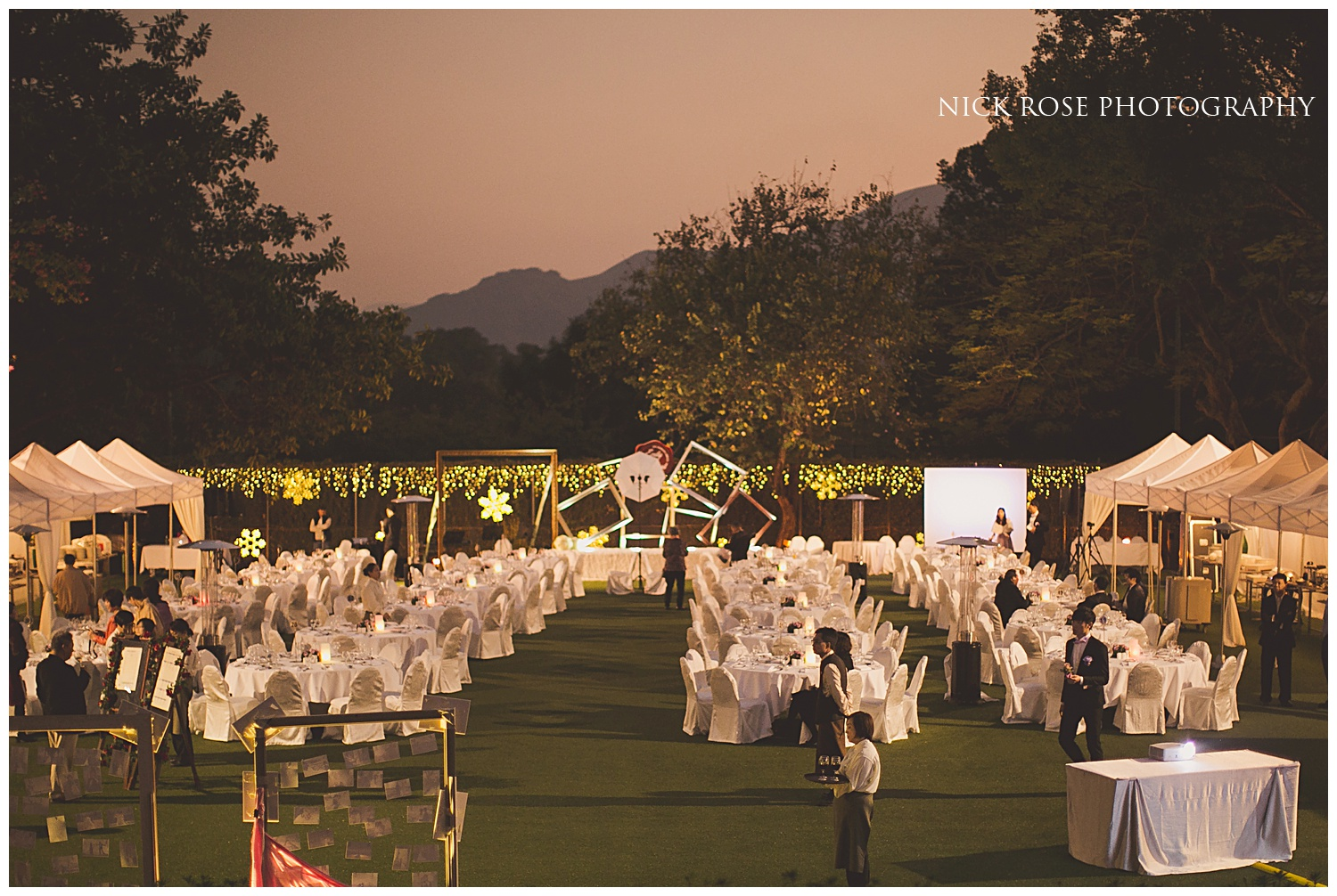 Beas River Wedding Venue Hong Kong