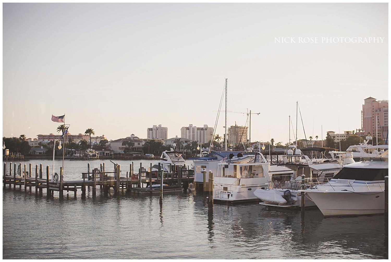 Destination wedding in Clearwater Florida