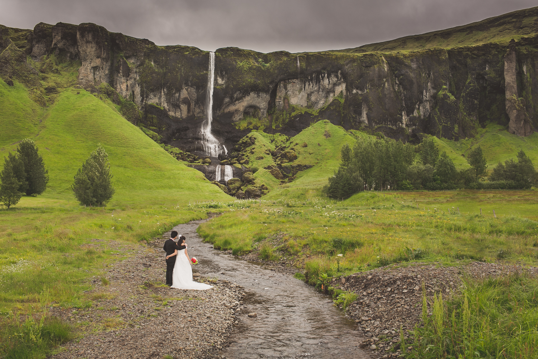 destination wedding photography Iceland
