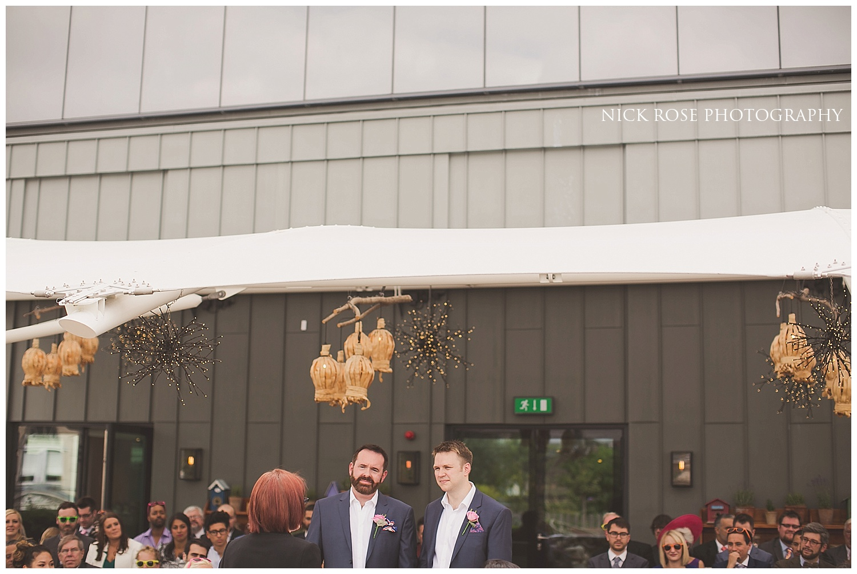 Ham Yard Hotel Summer Wedding