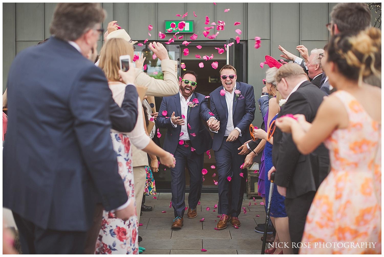 Summer Wedding Soho London