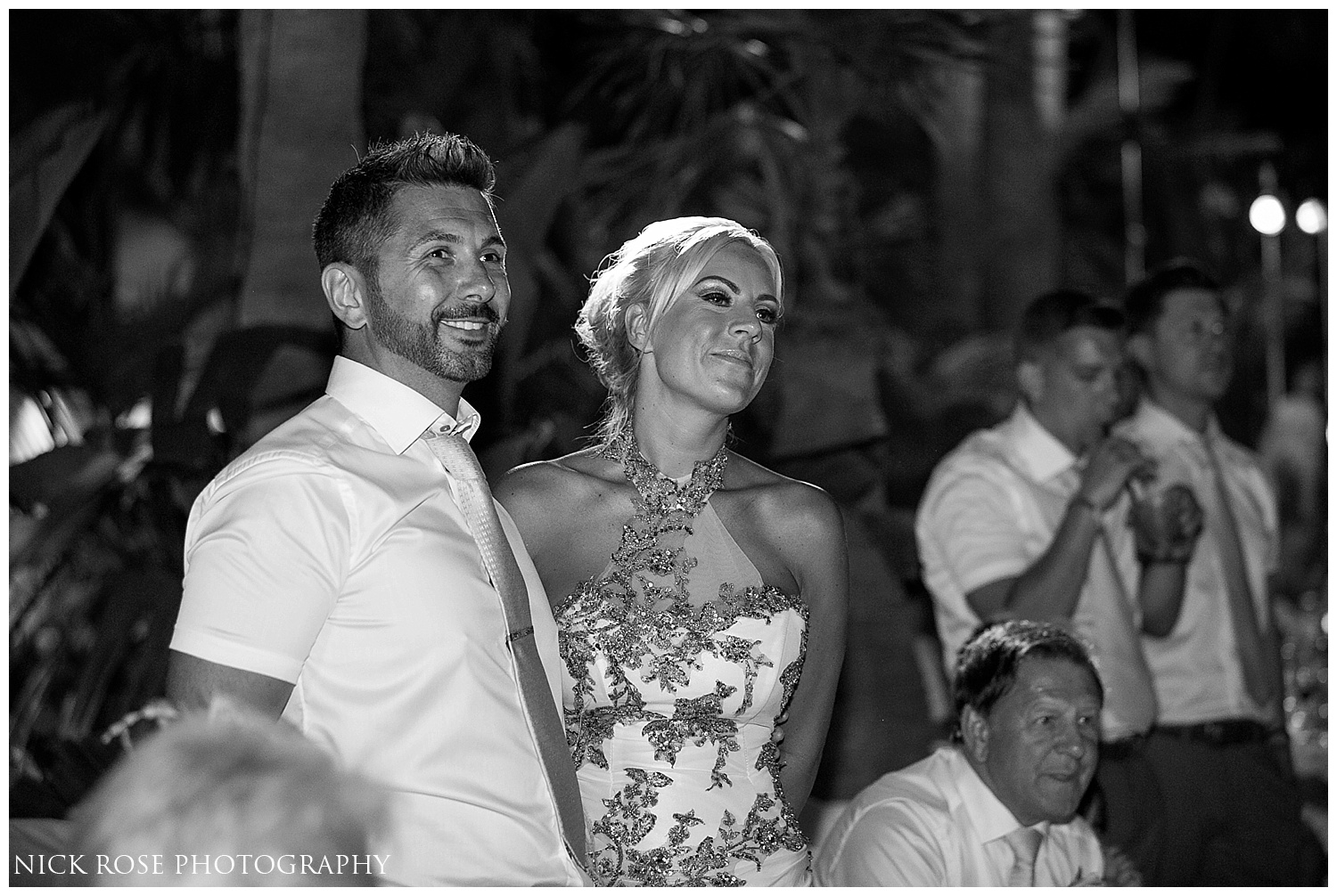 Purobeach wedding photography Marbella Spain