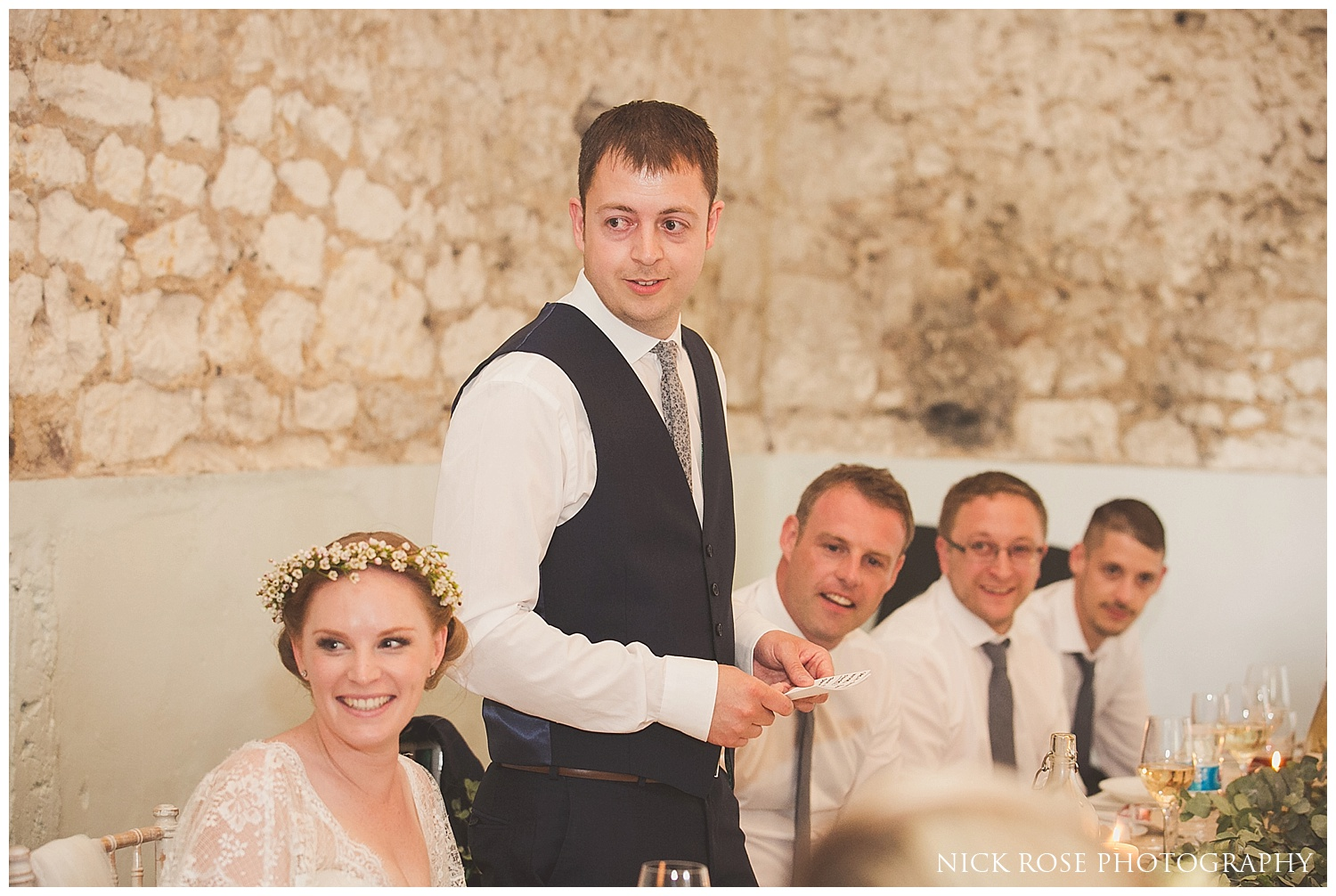 Wedding Photography at Monks Barn