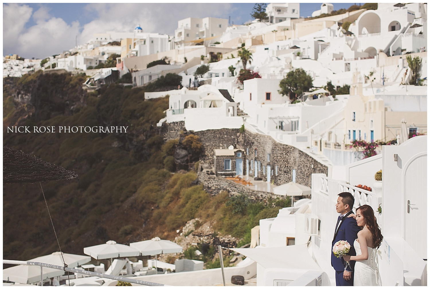 Santorini Pre Wedding Photography Greece