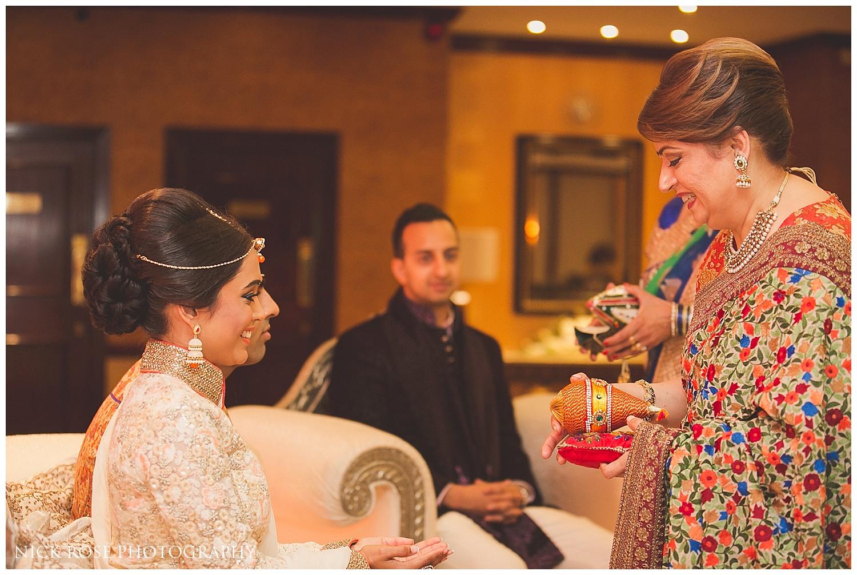Hindu Pre Wedding Chunni and Garba Photography in Hertfordshire