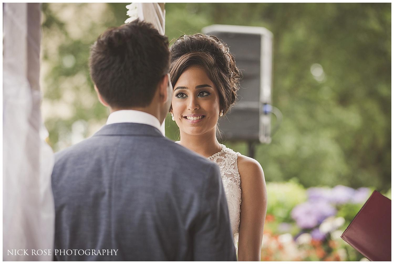 Wedding at Laura Ashley Hotel Elstree