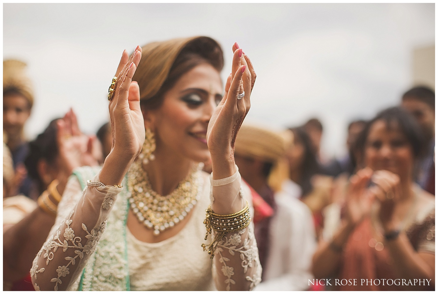 Asian Wedding Photography Raddison Blu Heathrow