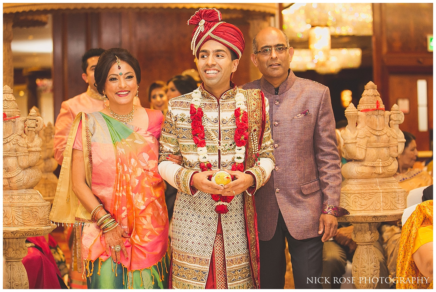 Indian Wedding at Raddison Heathrow