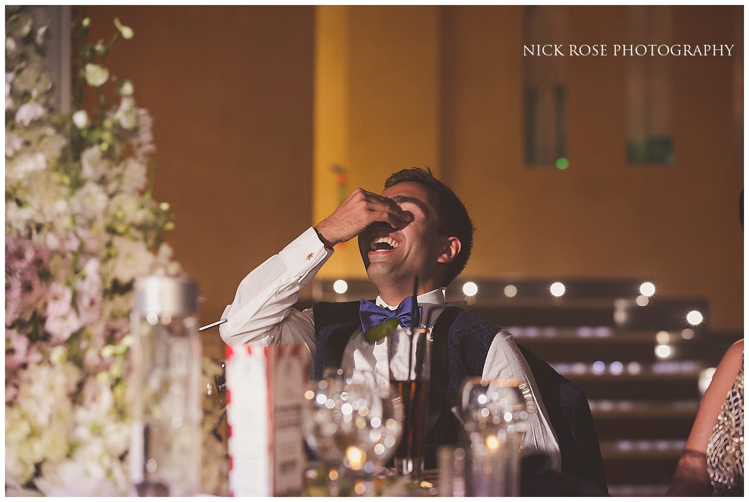 Indian Wedding reception in Harrow London