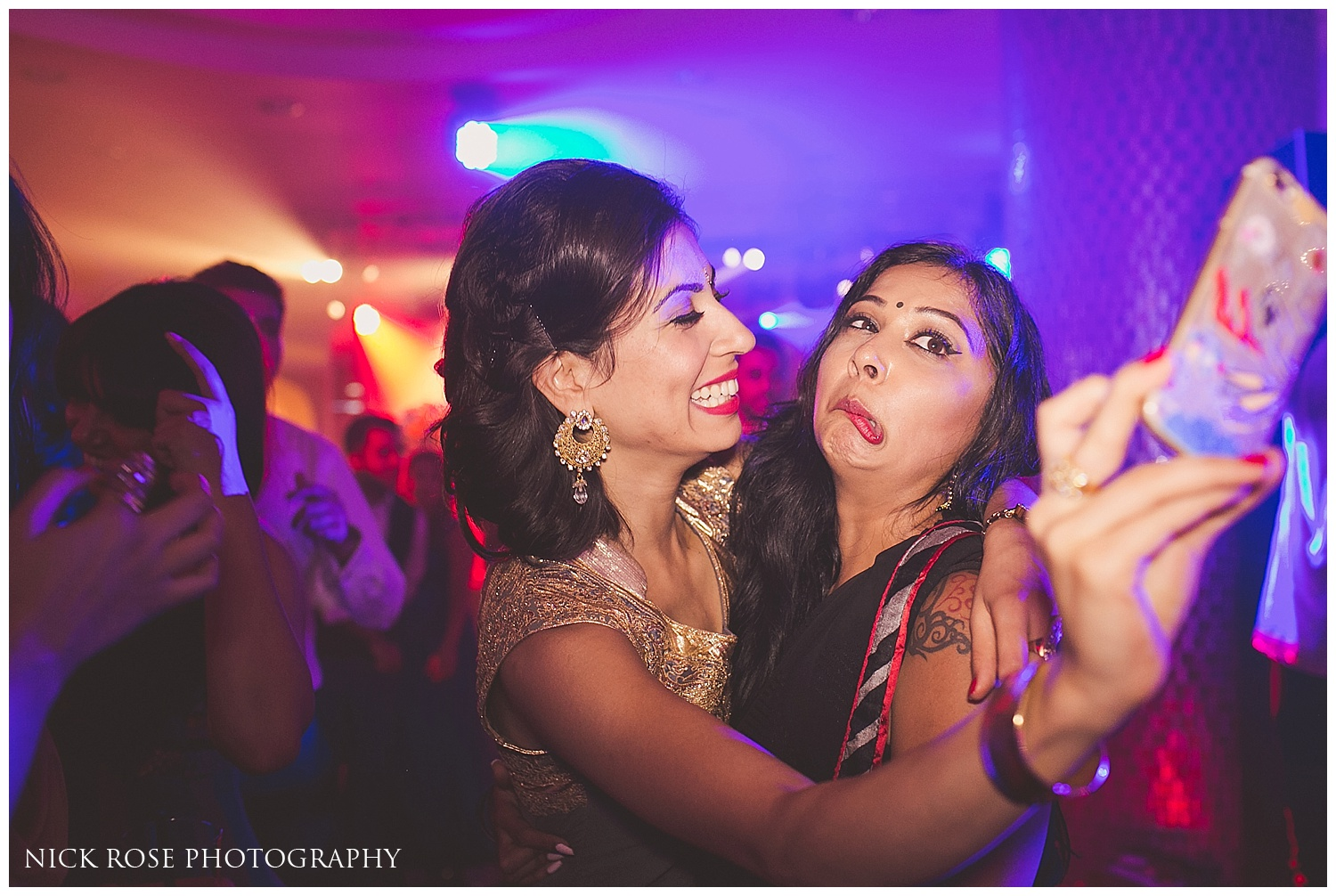 Premier Banqueting Wedding reception in Harrow London