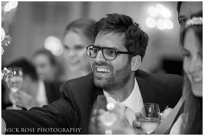 Wedding at the Savoy London