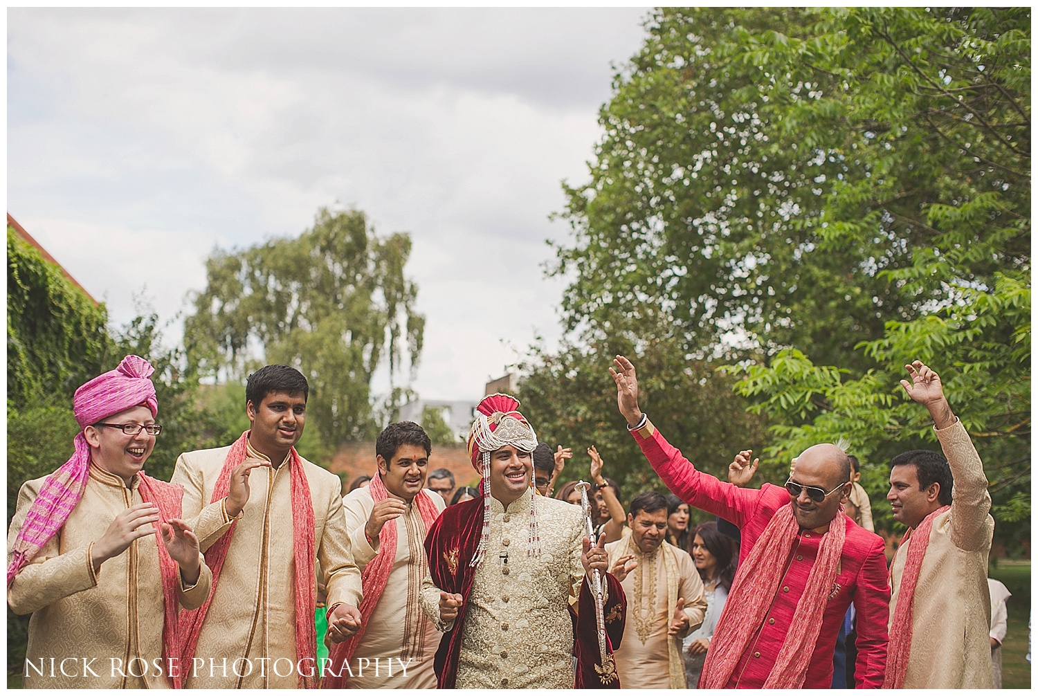 Hampton Court Palace Hindu Wedding