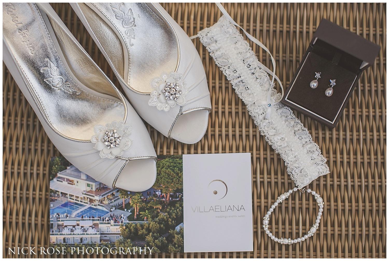 Villa Eliana Wedding Sorrento Italy